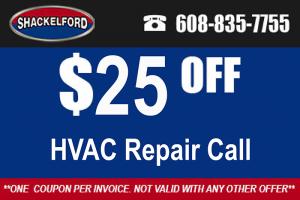 HVAC Repair Special Offer