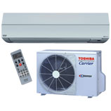 Toshiba-Carrier Residential Ductless